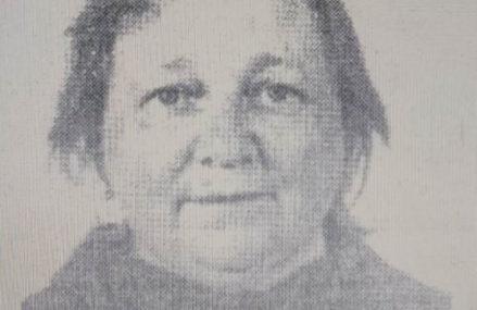 Устанавливается местонахождение пропавшей без вести Новоселовой Тамары Александровны