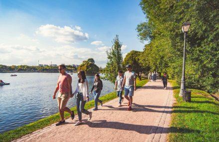 Москвичи выберут лучший парк летнего сезона