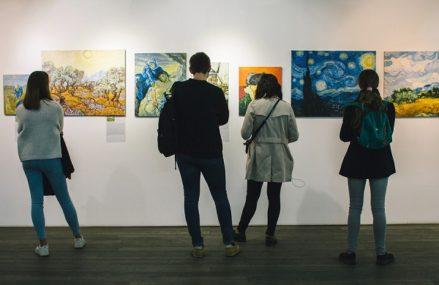 Выставка картин «Неизвестный Ван Гог»
