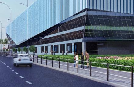 Площадь Щелковского автовокзала увеличится в 5 раз после реконструкции