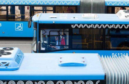 Почти 30 автобусов дальнего следования перевели на Щелковское шоссе