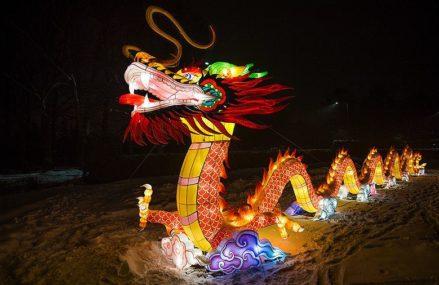 В парке Сокольники откроется фестиваль волшебных китайских фонарей