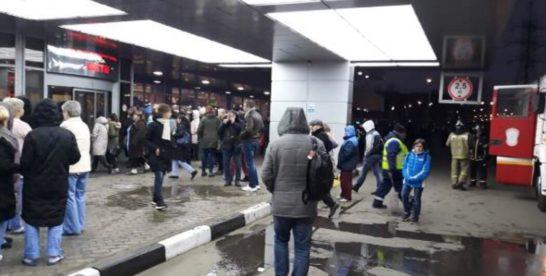 В Москве из гостиницы «Измайлово» эвакуировали около 700 человек