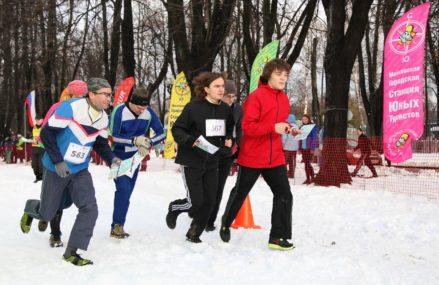 1 декабря в Измайловском Парке пройдут традиционные соревнования по спортивному ориентированию «Рубеж Славы»