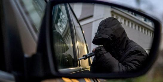 Названы марки автомобилей, которые чаще всего угоняют в Москве