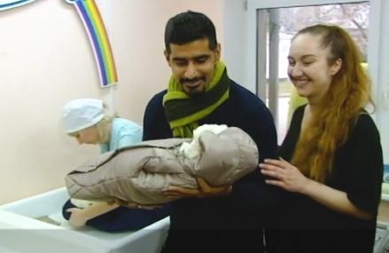Москвичку, родившую четверняшек без ЭКО, выписали из роддома