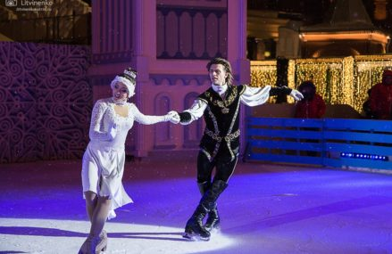 В ледовом театре на площади Революции покажут шоу