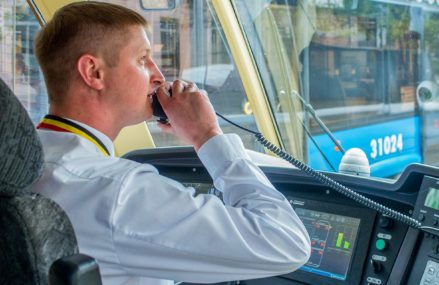 Режим работы нескольких автобусов и трамваев изменится с 14 декабря