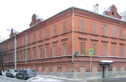 На востоке Москвы началась реставрация доходного дома 1908 года