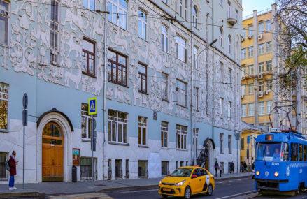 Московский бестиарий: кто притаился на фасадах домов столицы