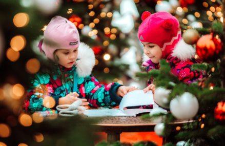 Пять окружных площадок фестиваля «Путешествие в Рождество» посвятили истории!