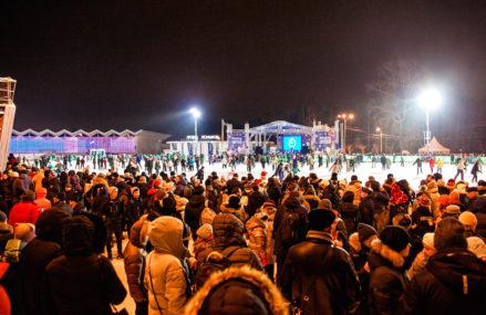 Какой будет новогодняя ночь в Парке Сокольники