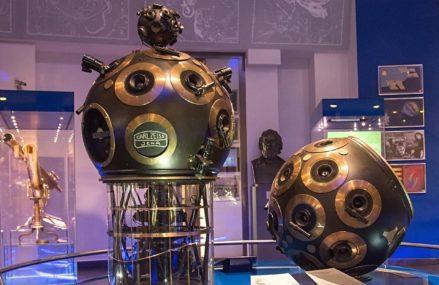 8 главных экспонатов Московского планетария