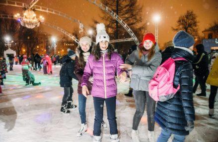 День студента в парках Москвы