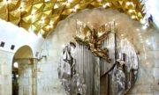 В московском метро красиво, как в музее