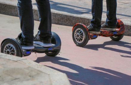 Чья елка быстрее: в парке «Сокольники» пройдут гонки на гироскутерах
