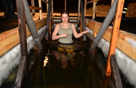 В Восточном округе подготовили семь иорданей для крещенских купаний
