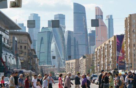 """Ученые РАН измерили """"индекс раздраженности"""" москвичей"""