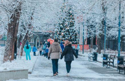 Выходные в парках Москвы 25 — 26 января