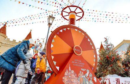 Раскрываем секреты фестивальной программы «Московская Масленица»!