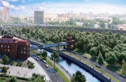 Соколиную Гору и Басманный район соединит пешеходный мост