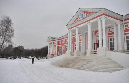 Усадьба Кусково на востоке столицы