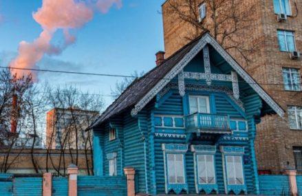 Погодинская изба — старейшее здание Москвы