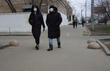 Коронавирус уходит из центра Москвы: последние данные о заразившихся