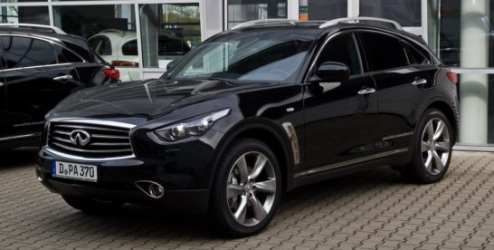 Lexus за 6,9 млн руб. украли у безработного на востоке Москвы