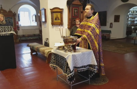 Храм на Байкальской организовал онлайн-трансляции богослужений