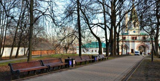 Парки «Коломенское» и «Измайлово» перестанут принимать посетителей с 26 марта