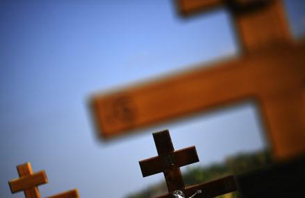 Из‑за эпидемии коронавируса москвичам запретили посещать кладбища