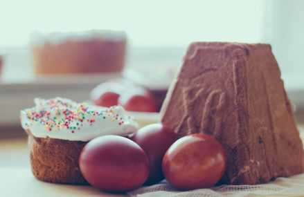 Пасхальный стол: 5 рецептов традиционных блюд на праздник