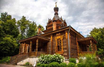 Храм Тихона Задонского в Сокольниках: история становления