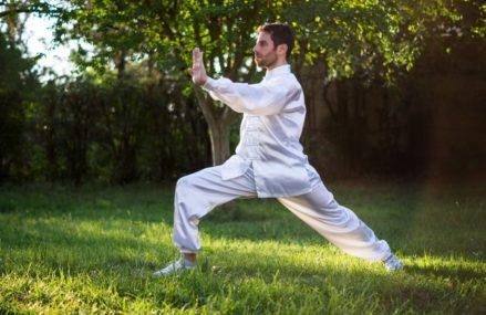 Перовский парк проводит онлайн-тренировки цигун
