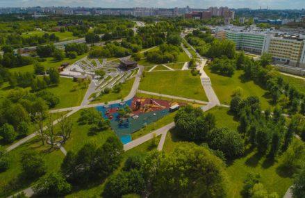 7 фактов про парк «Садовники»