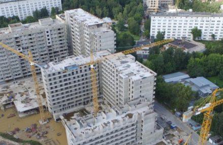 Москва выделила деньги на достройку ЖК «Терлецкий парк» и «Царицыно»