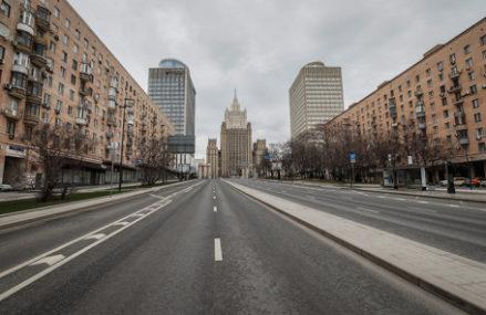 В каком районе Москвы лучше всего находиться на самоизоляции?