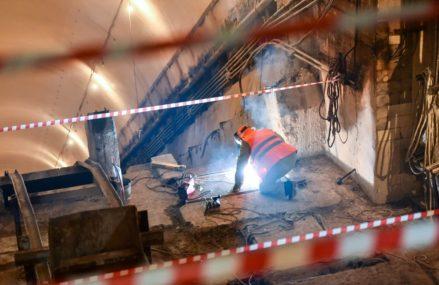 Закрытие станции метро «Смоленская» Арбатско-Покровской линии