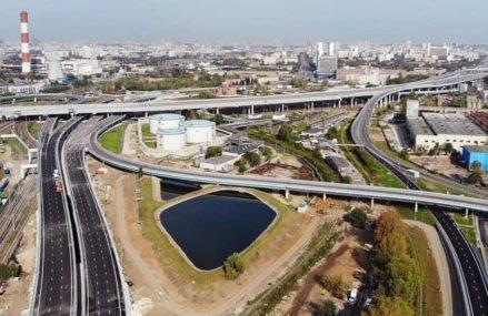 Северо-Восточную хорду в Москве продлят за МКАД до Покровской улицы в 2023 году