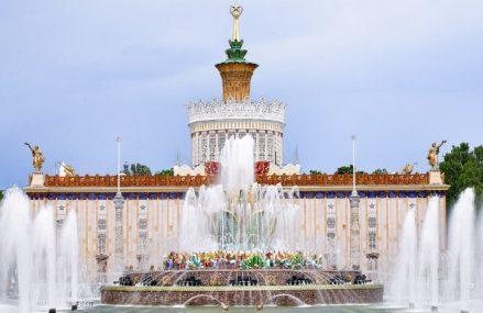 Гид по фонтанам ВДНХ: как пройти к «Каменному цветку» и где искать «Рыбака»