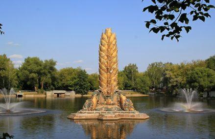 Москвичи проголосуют за самые красивые фонтаны