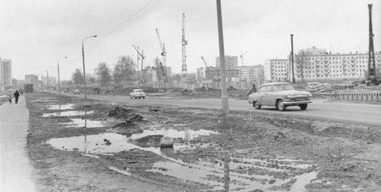 В прошлом Щелковское шоссе называлось Стромынской дорогой