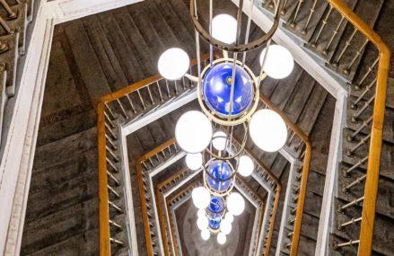 Лестницы улитки в Москве