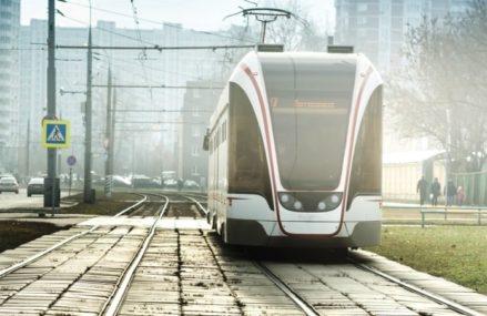 В районе метро «Преображенская площадь» восстанавливаются маршруты трамваев.