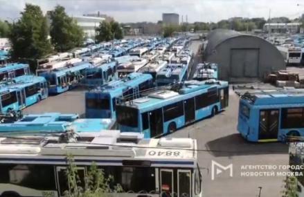 Троллейбусы Москвы, которые больше не выйдут на линии