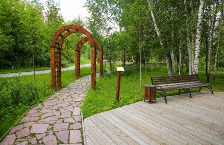 «Садово-парковая территория» в природном заказнике «Долина реки Сетунь»