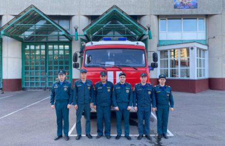 Пожарные ВАО спасли 5 человек!