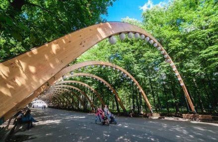 История парка Сокольники