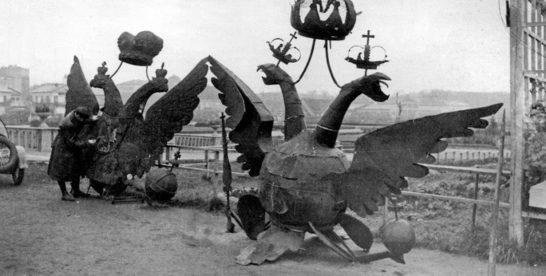 Башни Кремля: как Сталин заменил орлов на звезды